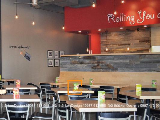 dac trung trong thiet nha hang an nhanh la gi 1 533x400 - Đặc trưng trong thiết kế nhà hàng ăn nhanh là gì?