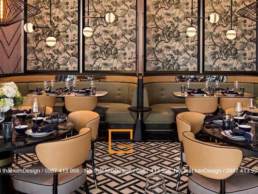 diem danh cach trang tri thiet ke san nha hang noi bat 6 533x400 - Điểm danh cách trang trí thiết kế sàn nhà hàng nổi bật