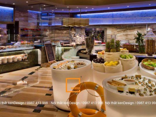 kinh nghiem thiet ke nha hang buffet hai san hieu qua 3 533x400 - Kinh nghiệm thiết kế nhà hàng buffet hải sản hiệu quả