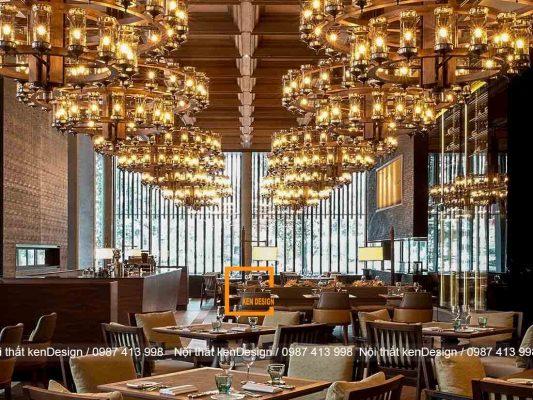 nguyen ly thiet ke anh sang trong nha hang an uong 4 533x400 - Nguyên lý thiết kế ánh sáng trong nhà hàng ăn uống