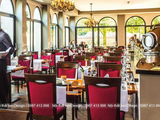 nguyen ly thiet ke khong gian nha hang khong nen bo qua 5 533x400 - Nguyên lý thiết kế không gian nhà hàng không nên bỏ qua