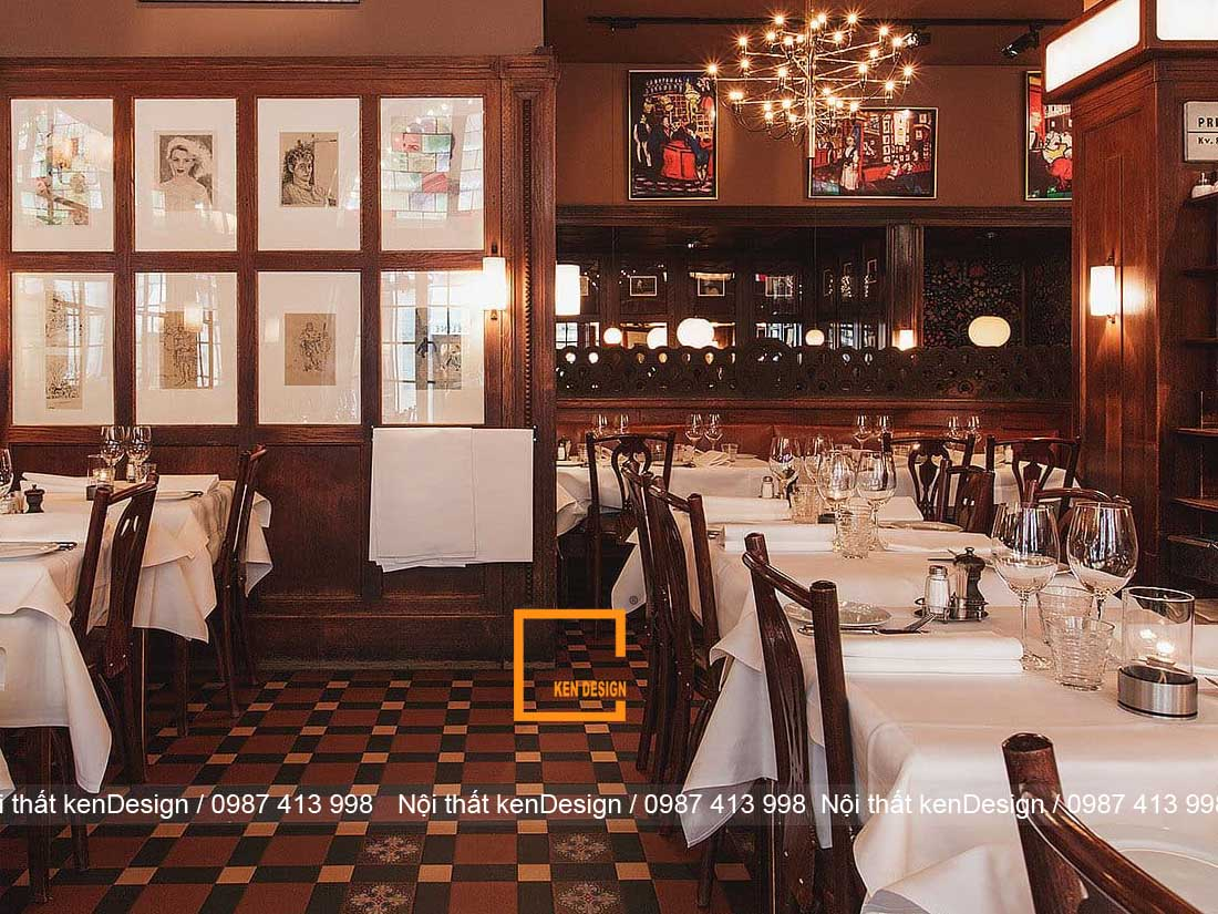 nguyen ly thiet ke nha hang truyen thong dep an tuong 1 - Nguyên lý thiết kế nhà hàng truyền thống đẹp, ấn tượng