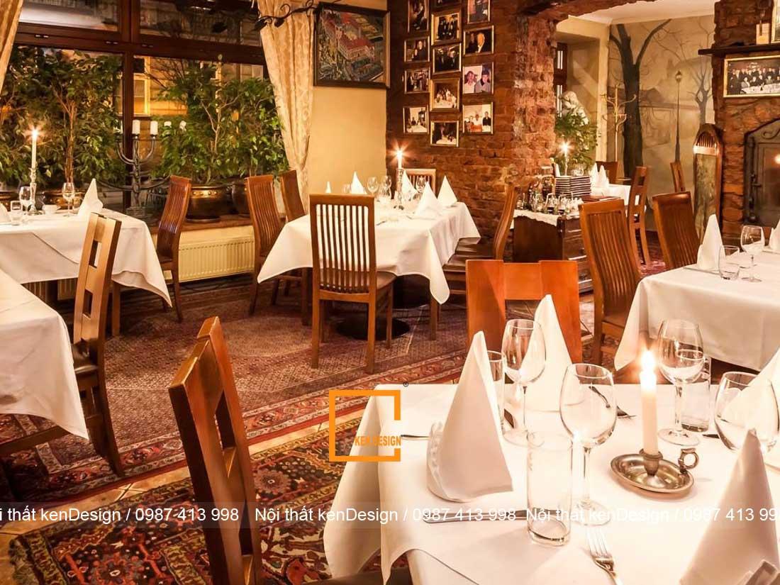 nguyen ly thiet ke nha hang truyen thong dep an tuong 2 - Nguyên lý thiết kế nhà hàng truyền thống đẹp, ấn tượng