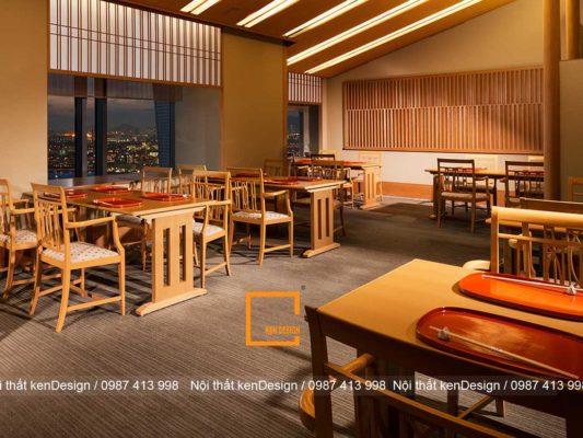 nguyen ly thiet ke nha hang truyen thong dep an tuong 4 533x400 - Nguyên lý thiết kế nhà hàng truyền thống đẹp, ấn tượng