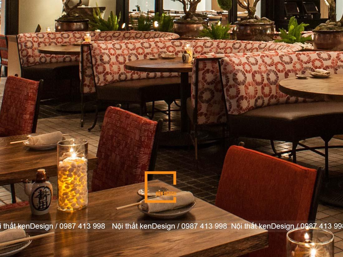 nguyen tac thiet ke nha hang nhat chuan phong cach 2 - Nguyên tắc thiết kế nhà hàng kiểu Nhật chuẩn phong cách