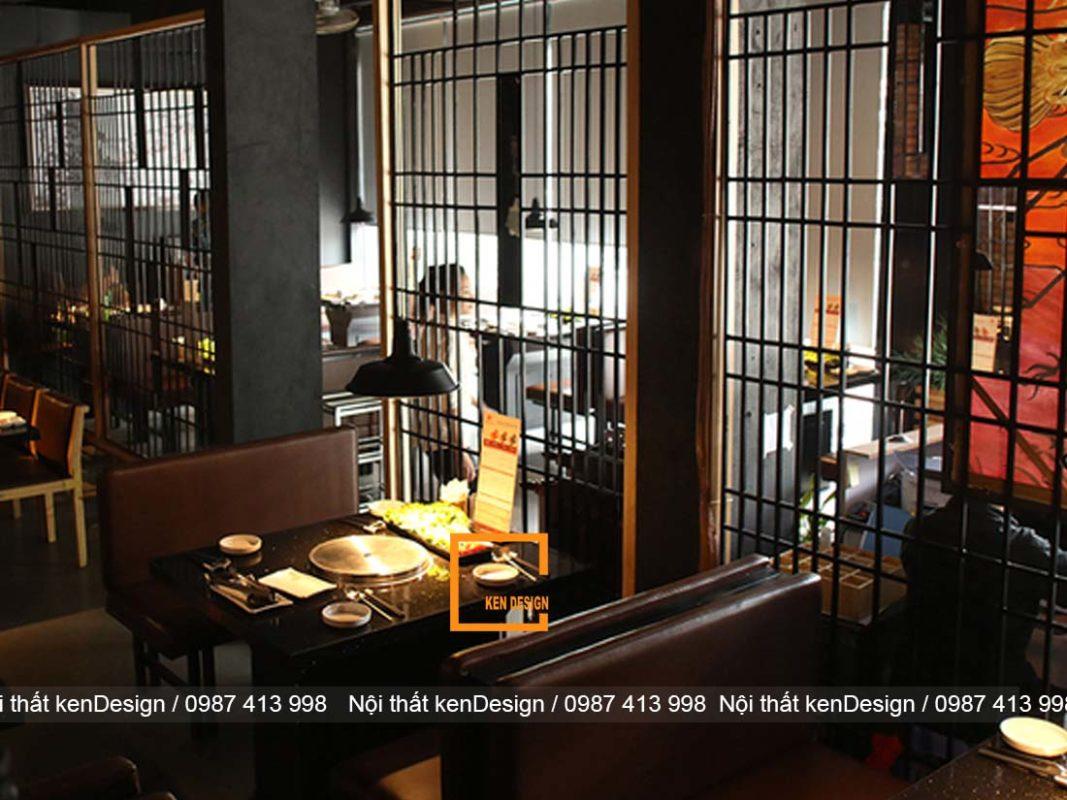 nhung kinh nghiem khi thi cong nha hang truyen thong 4 1067x800 - Những kinh nghiệm khi thi công nhà hàng truyền thống