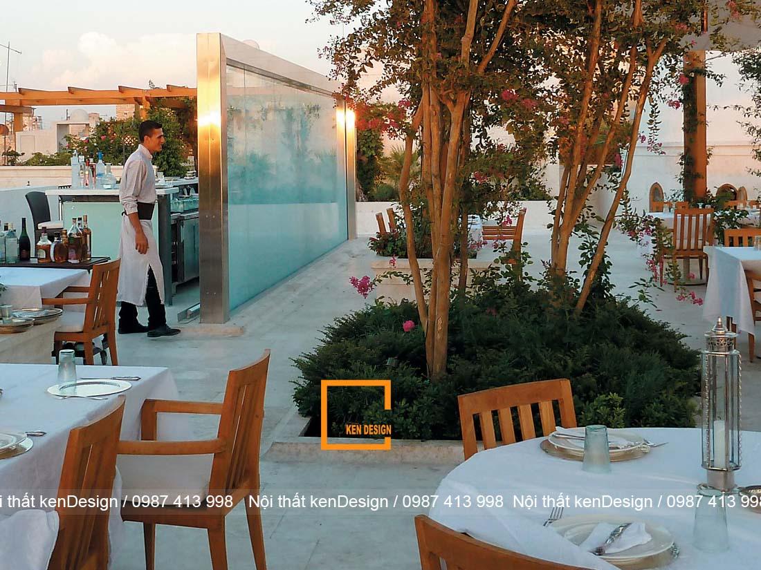 nhung luu y khi lua chon nguyen vat lieu cho noi that nha hang 2 - Những lưu ý khi lựa chọn nguyên vật liệu thiết kế nội thất nhà hàng