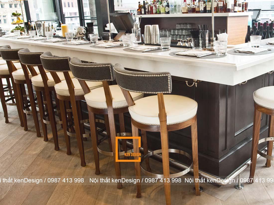 nhung luu y khi lua chon nguyen vat lieu cho noi that nha hang 3 - Những lưu ý khi lựa chọn nguyên vật liệu thiết kế nội thất nhà hàng