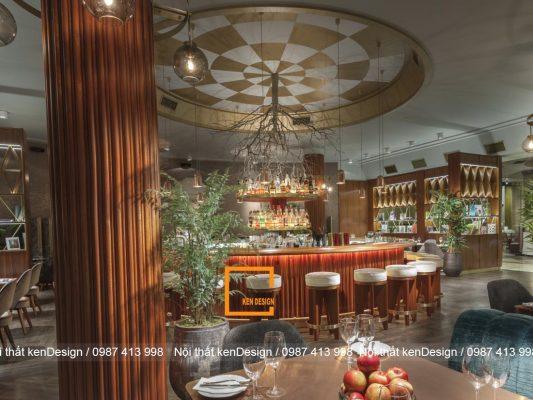 nhung nguyen ly trang tri thiet ke nha hang dep va thu hut 1 533x400 - Những nguyên lý trang trí thiết kế nhà hàng đẹp và thu hút