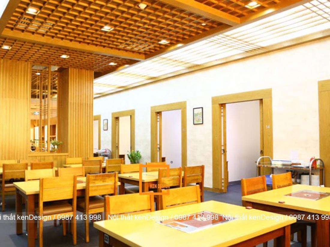 phuong phap thi cong nha hang han quoc dung tieu chuan 3 - Phương pháp thi công nhà hàng Hàn Quốc đúng tiêu chuẩn