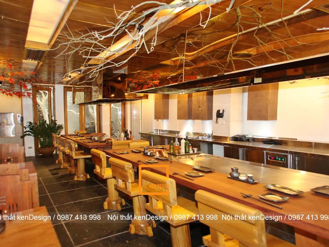 phuong phap thi cong nha hang han quoc dung tieu chuan 4 - Phương pháp thi công nhà hàng Hàn Quốc đúng tiêu chuẩn