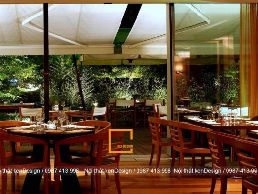 thiet ke kien truc nha hang tai cac thanh pho lon 1 533x400 - Thiết kế kiến trúc nhà hàng tại các thành phố lớn
