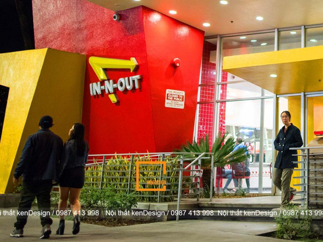 thiet ke nha hang an nhanh 4 1067x800 - Thiết kế nhà hàng ăn nhanh - Lợi nhuận khổng lồ tại các thành phố lớn