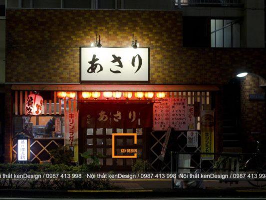 thiet ke nha hang an uong phong cach nhat ban 2 533x400 - Thiết kế nhà hàng ăn uống phong cách Nhật Bản