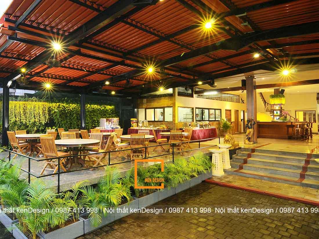 thiet ke nha hang dep hon voi khong gian xanh ban da thu chua 3 - Thiết kế nhà hàng đẹp hơn với không gian xanh, bạn đã thử chưa?