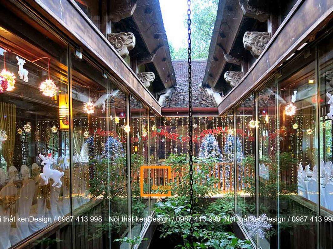 thiet ke nha hang dep hon voi khong gian xanh ban da thu chua 4 1067x800 - Thiết kế nhà hàng đẹp hơn với không gian xanh, bạn đã thử chưa?
