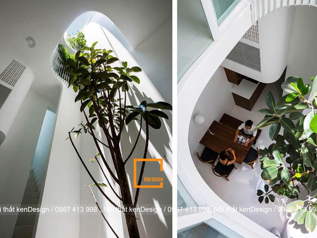 thiet ke nha hang dep hon voi khong gian xanh ban da thu chua 6 - Thiết kế nhà hàng đẹp hơn với không gian xanh, bạn đã thử chưa?