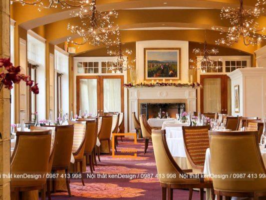 tieu chi danh gia thiet ke nha hang dep 2 533x400 - Tiêu chí đánh giá thiết kế nhà hàng đẹp là gì?