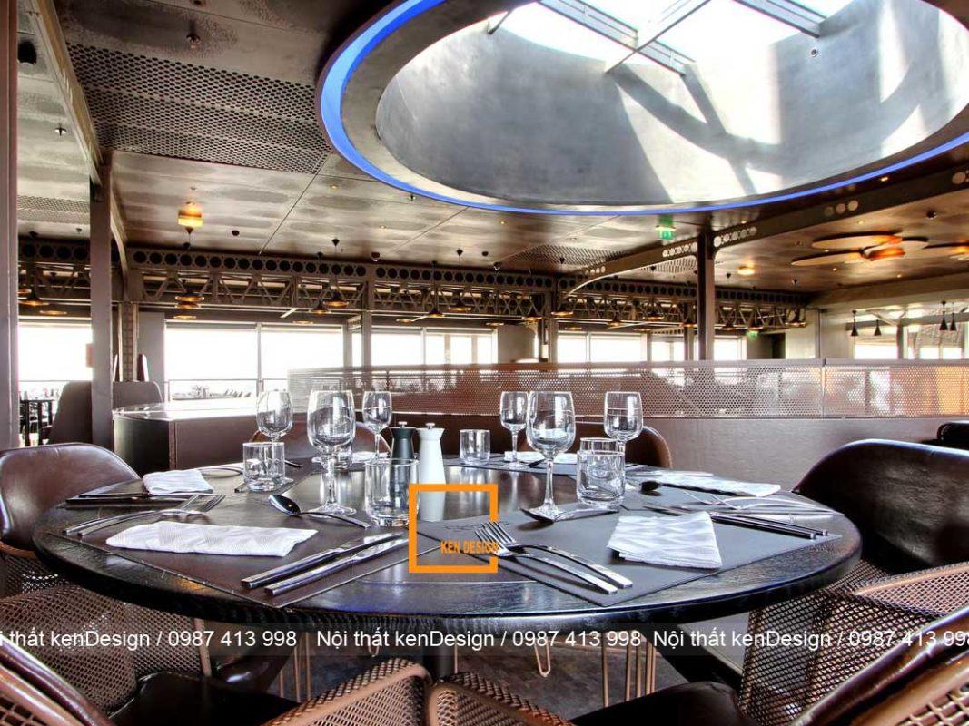 tieu chi thiet ke kien truc nha hang van nguoi me 6 1067x800 - Tiêu chí thiết kế kiến trúc nhà hàng vạn người mê