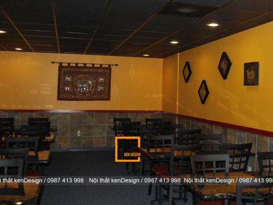 tieu chuan thiet ke nha hang nho dep thu hut khach hang 1 533x400 - Tiêu chuẩn thiết kế nhà hàng nhỏ đẹp thu hút khách hàng