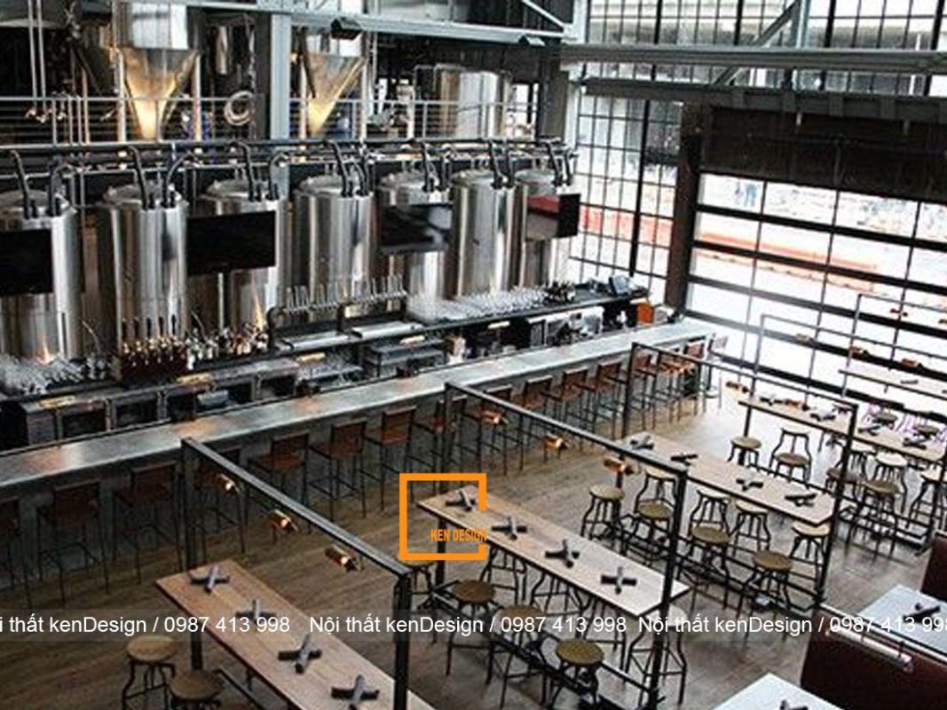 tu van thiet ke quan bia noi bat an tuong 4 1067x800 - Tư vấn thiết kế quán bia nổi bật và ấn tượng