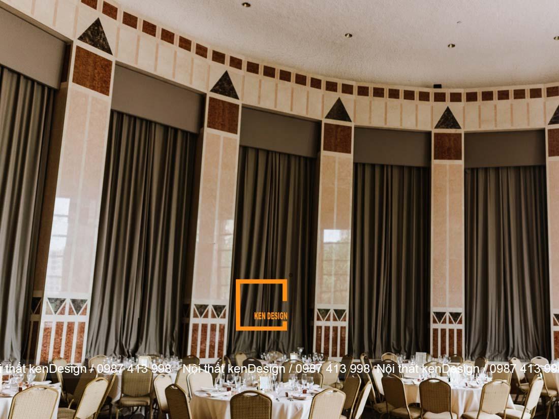 xu huong thiet ke nha hang khach san ua chuong hien nay 3 - Xu hướng thiết kế nhà hàng khách sạn đang được ưa chuộng