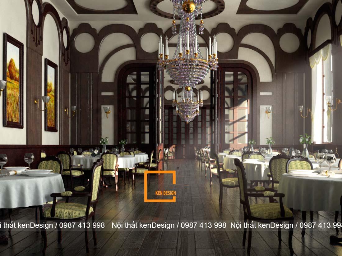 xu huong thiet ke nha hang khach san ua chuong hien nay 4 - Xu hướng thiết kế nhà hàng khách sạn đang được ưa chuộng