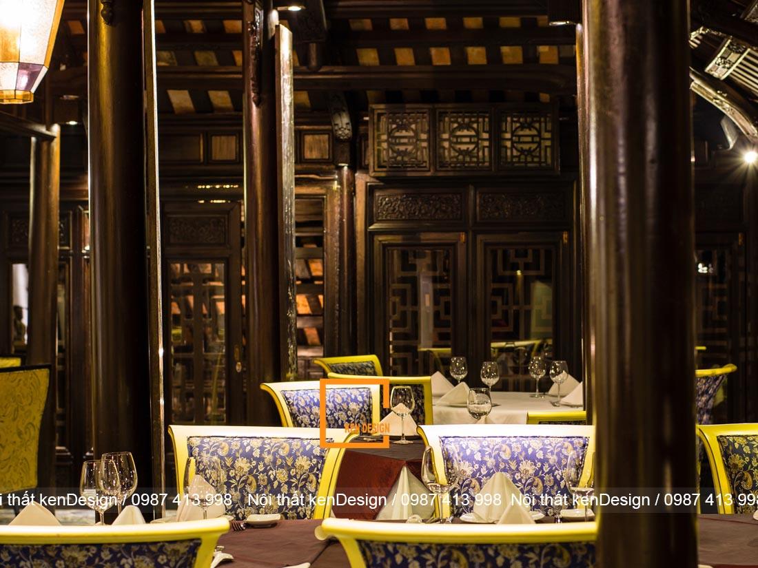 xu huong thiet ke nha hang khach san ua chuong hien nay 5 - Xu hướng thiết kế nhà hàng khách sạn đang được ưa chuộng