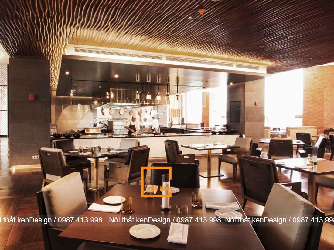xu huong thiet ke nha hang khach san ua chuong hien nay 6 - Xu hướng thiết kế nhà hàng khách sạn đang được ưa chuộng