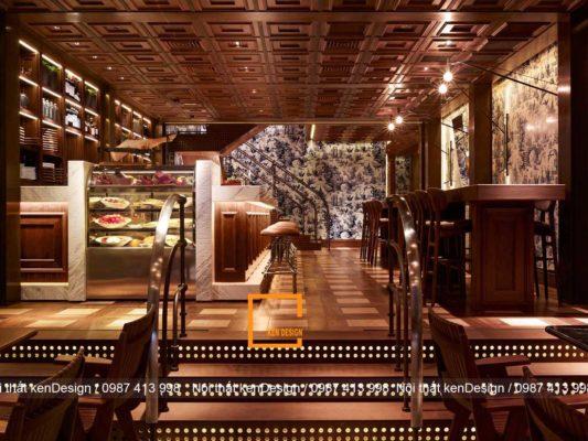 y tuong trang tri thiet ke nha hang khong gian nho 1 533x400 - Ý tưởng trang trí thiết kế nhà hàng không gian nhỏ