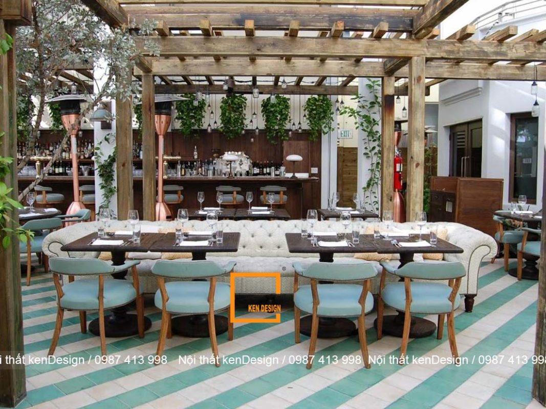 3 cach trang tri thiet ke nha hang doc dao va an tuong khong the bo lo 1 1067x800 - 3 cách trang trí thiết kế nhà hàng độc đáo và ấn tượng không thể bỏ lỡ