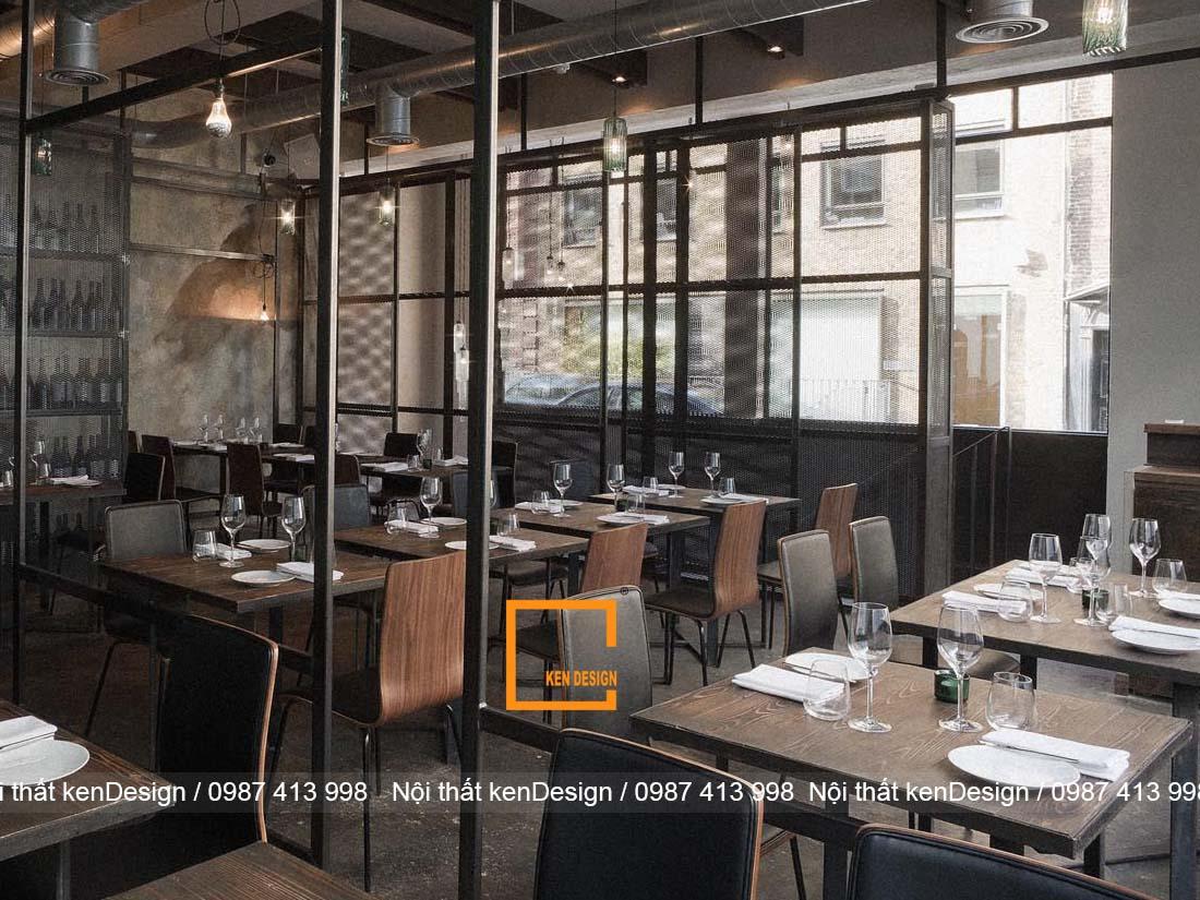 diem danh mot so phong cach thiet ke nha hang an tuong nhat 1 - Điểm danh một số phong cách thiết kế nhà hàng ấn tượng nhất