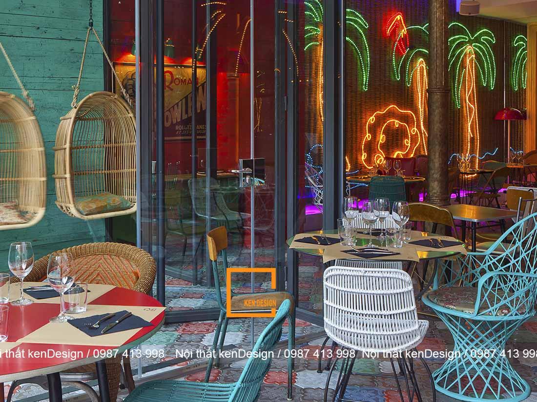 diem danh mot so phong cach thiet ke nha hang an tuong nhat 4 - Điểm danh một số phong cách thiết kế nhà hàng ấn tượng nhất