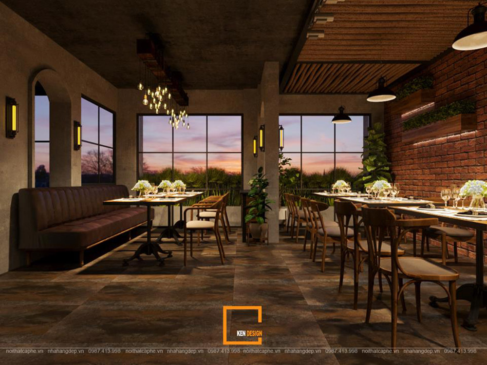 giai ma bi an dang sau mot thiet ke nha hang dep 2 - Giải mã bí ẩn đằng sau một thiết kế nhà hàng đẹp