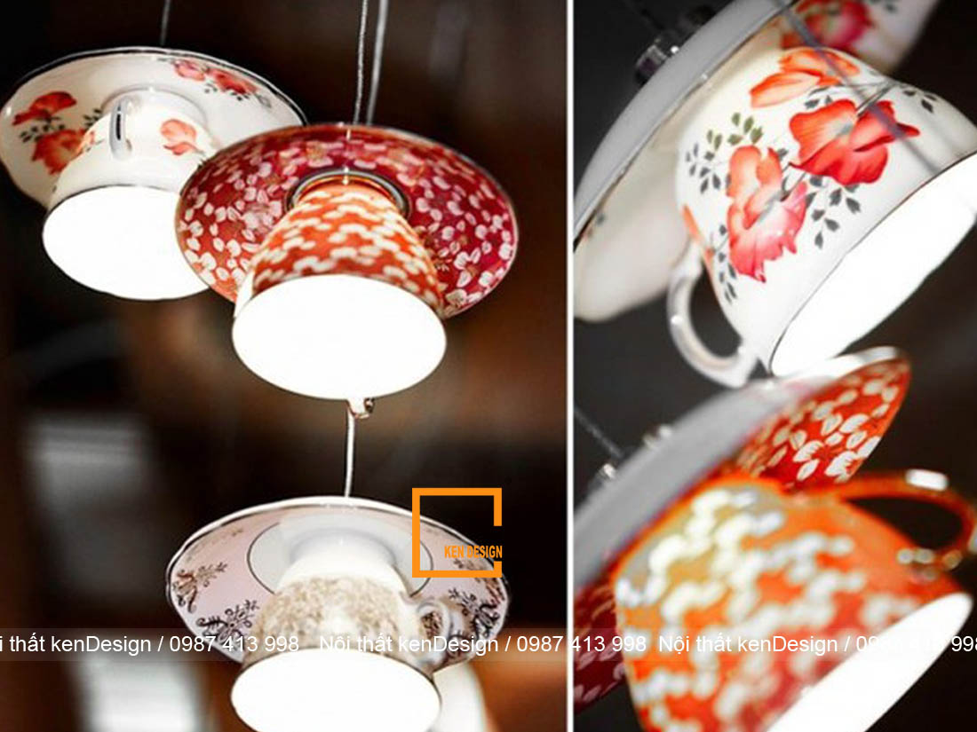 hanmade cach trang tri thiet ke nha hang tiet kiem va doc dao 1 - Cách trang trí thiết kế nhà hàng tiết kiệm và độc đáo từ đồ handmade