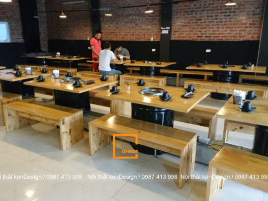 khi thiet ke nha hang lau nuong can luu y dieu gi 5 533x400 - Khi thiết kế nhà hàng lẩu nướng, cần lưu ý điều gì?
