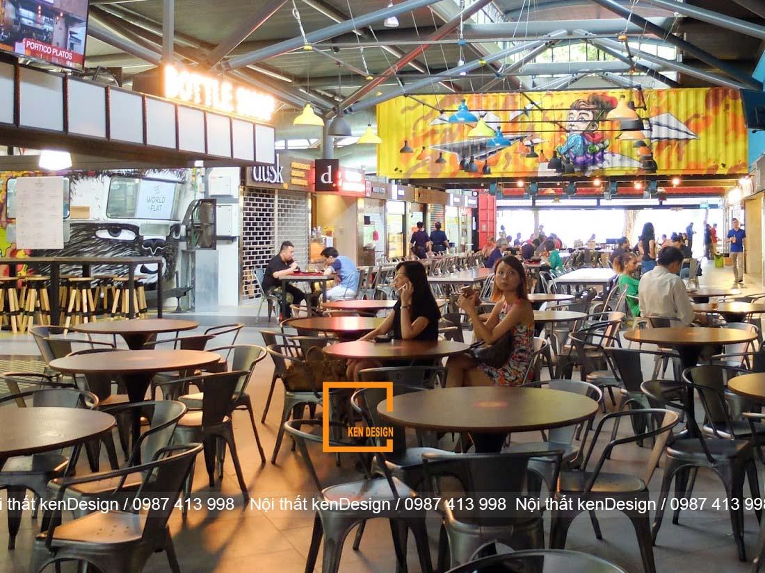 kinh nghiem thiet ke nha hang binh dan hieu qua 4 - Kinh nghiệm thiết kế nhà hàng bình dân hiệu quả