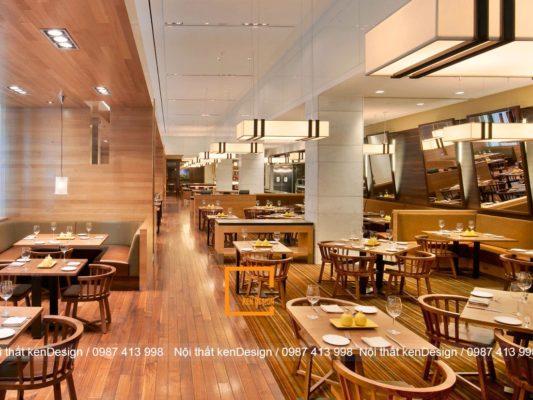 lam sao de co duoc mau thiet ke nha hang dep tiet kiem chi phi 5 533x400 - Làm sao để có được mẫu thiết kế nhà hàng đẹp tiết kiệm chi phí