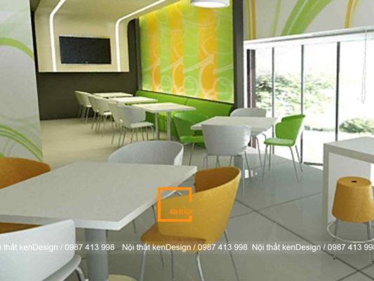 luu y khi thiet ke nha hang dien tich nho 4 533x400 - Lưu ý khi thiết kế nhà hàng diện tích nhỏ