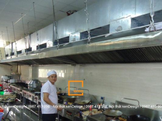 nhung luu y khi thiet ke he hong hut mui bep nha hang 4 533x400 - Những lưu ý khi thiết kế hệ hống hút mùi bếp nhà hàng