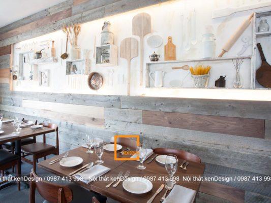 nhung sai lam thuong gap phai khi thiet ke nha hang don gian 2 533x400 - Những sai lầm thường gặp phải khi thiết kế nhà hàng đơn giản