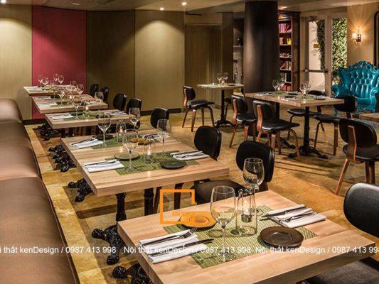 thiet ke nha hang an uong tai ha noi 5 533x400 - Thiết kế nhà hàng ăn uống tại Hà Nội