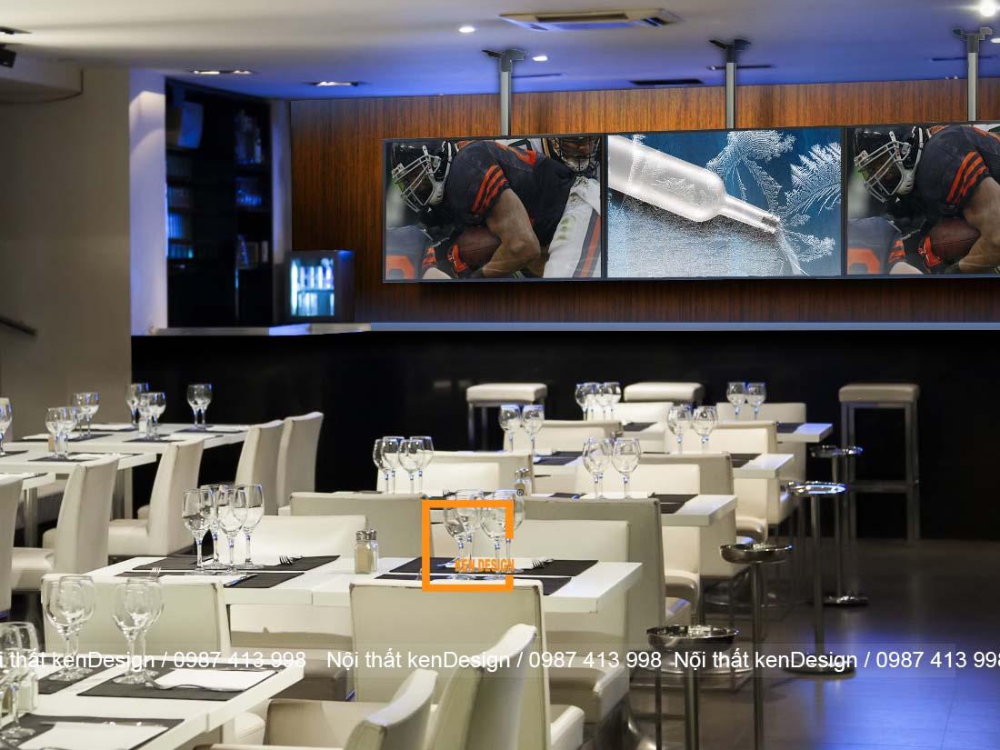 thiet ke nha hang hien dai xu huong cua moi xu huong 3 - Thiết kế nhà hàng hiện đại  - Xu hướng của mọi xu hướng