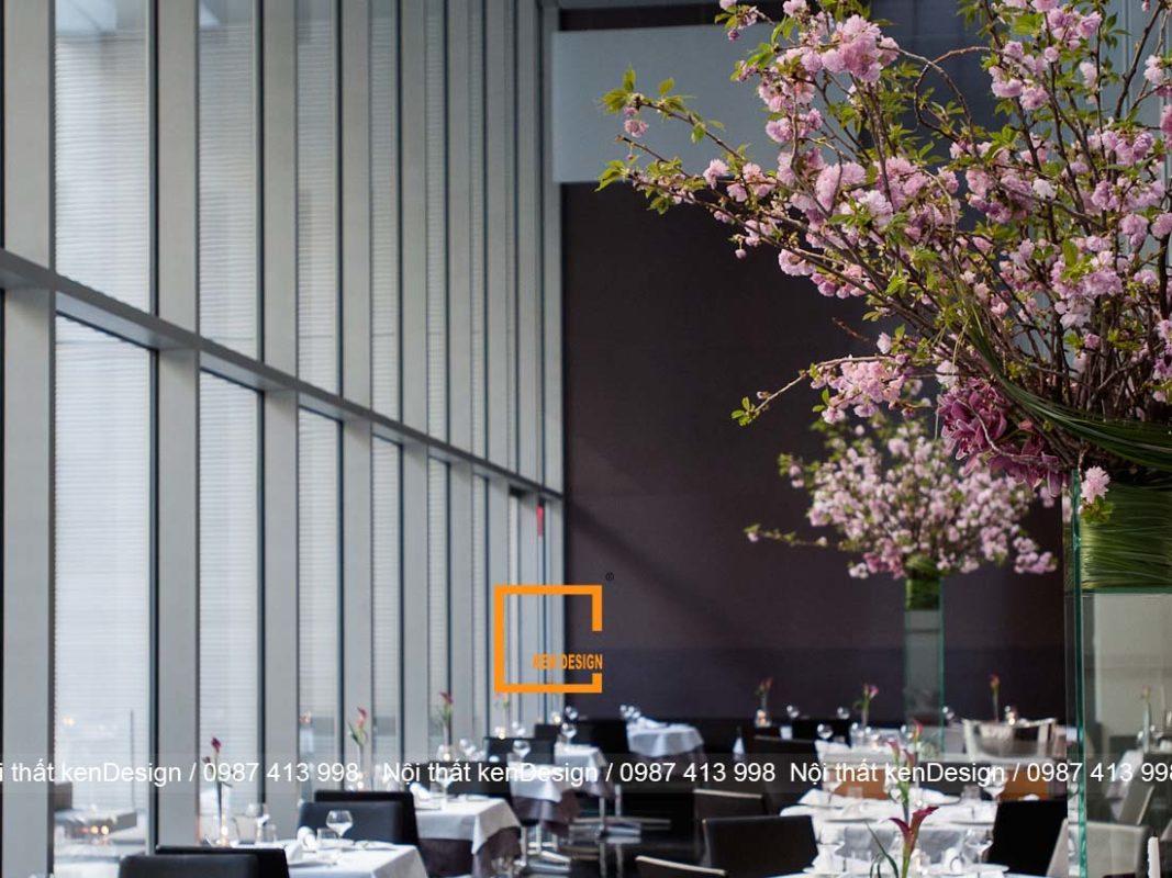 thiet ke nha hang hien dai xu huong cua moi xu huong 4 1067x800 - Thiết kế nhà hàng hiện đại  - Xu hướng của mọi xu hướng