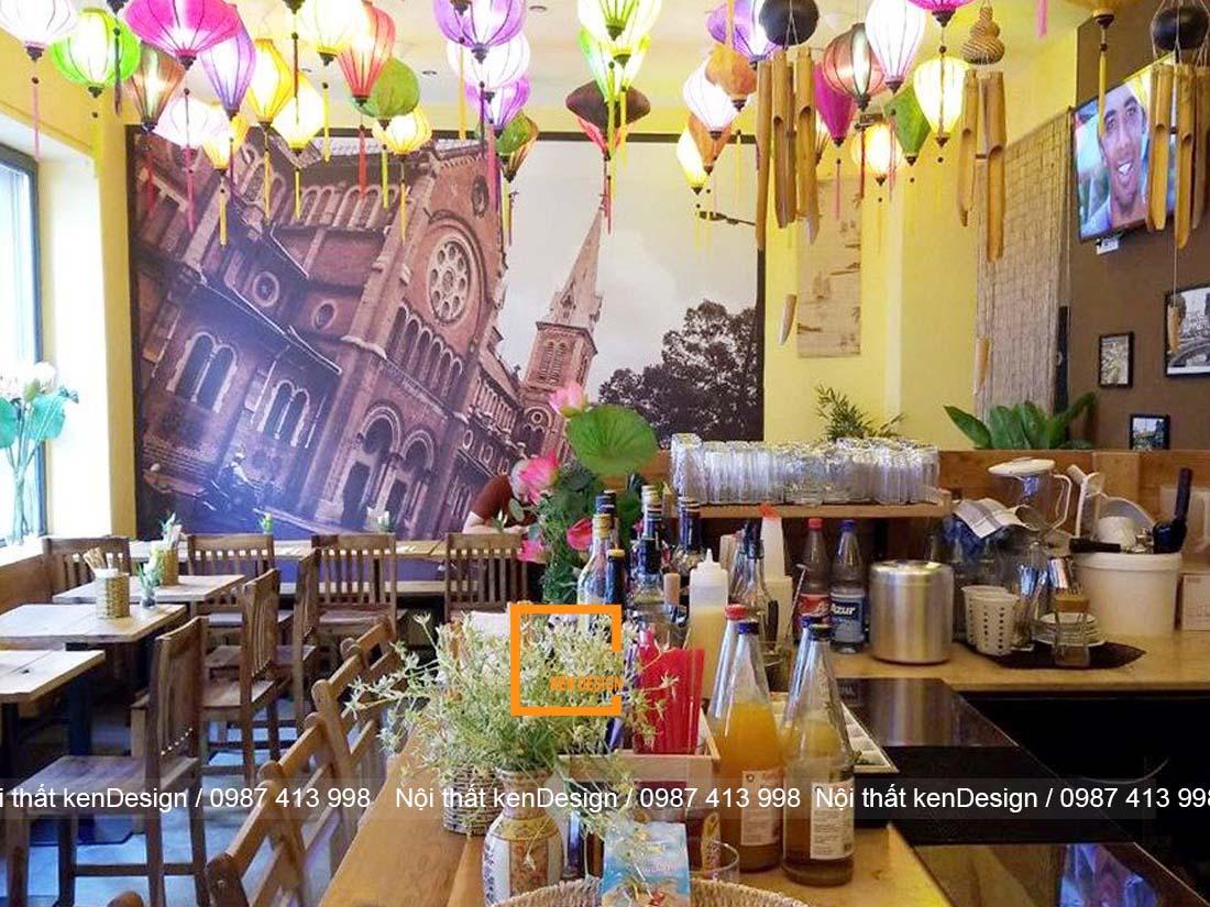 tim hieu ve mau thiet ke nha hang phong cach dong que 4 - Tìm hiểu về mẫu thiết kế nhà hàng phong cách đồng quê