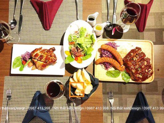 top 3 thiet ke nha hang lang man cho ngay valentine tai ha noi 6 533x400 - Top 3 thiết kế nhà hàng lãng mạn cho ngày Valentine tại Hà Nội