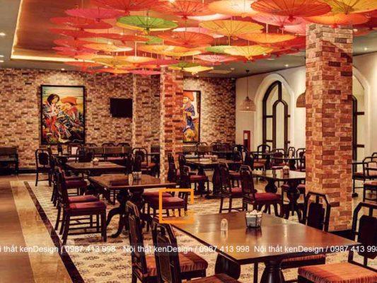 3 phong cach thiet ke nha hang noi bat khong nen bo lo 1 533x400 - 3 phong cách thiết kế nhà hàng nổi bật không nên bỏ lỡ