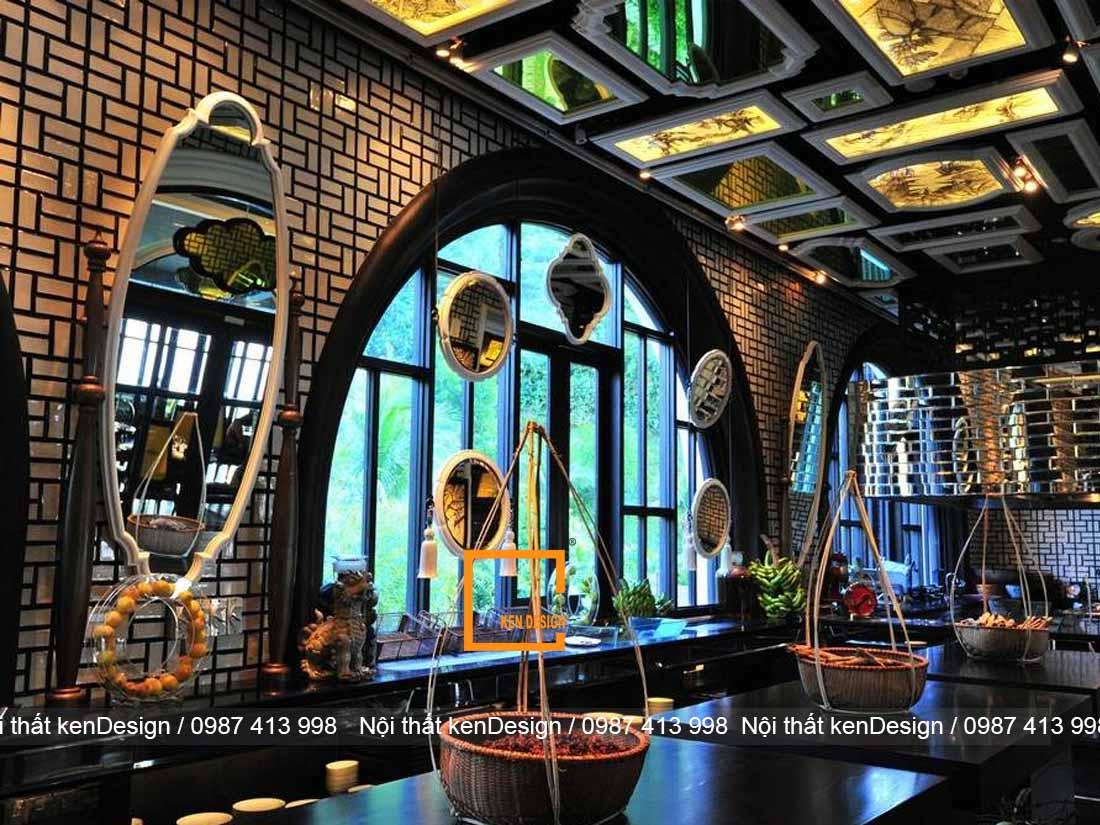 3 phong cach thiet ke nha hang noi bat khong nen bo lo 2 - 3 phong cách thiết kế nhà hàng nổi bật không nên bỏ lỡ