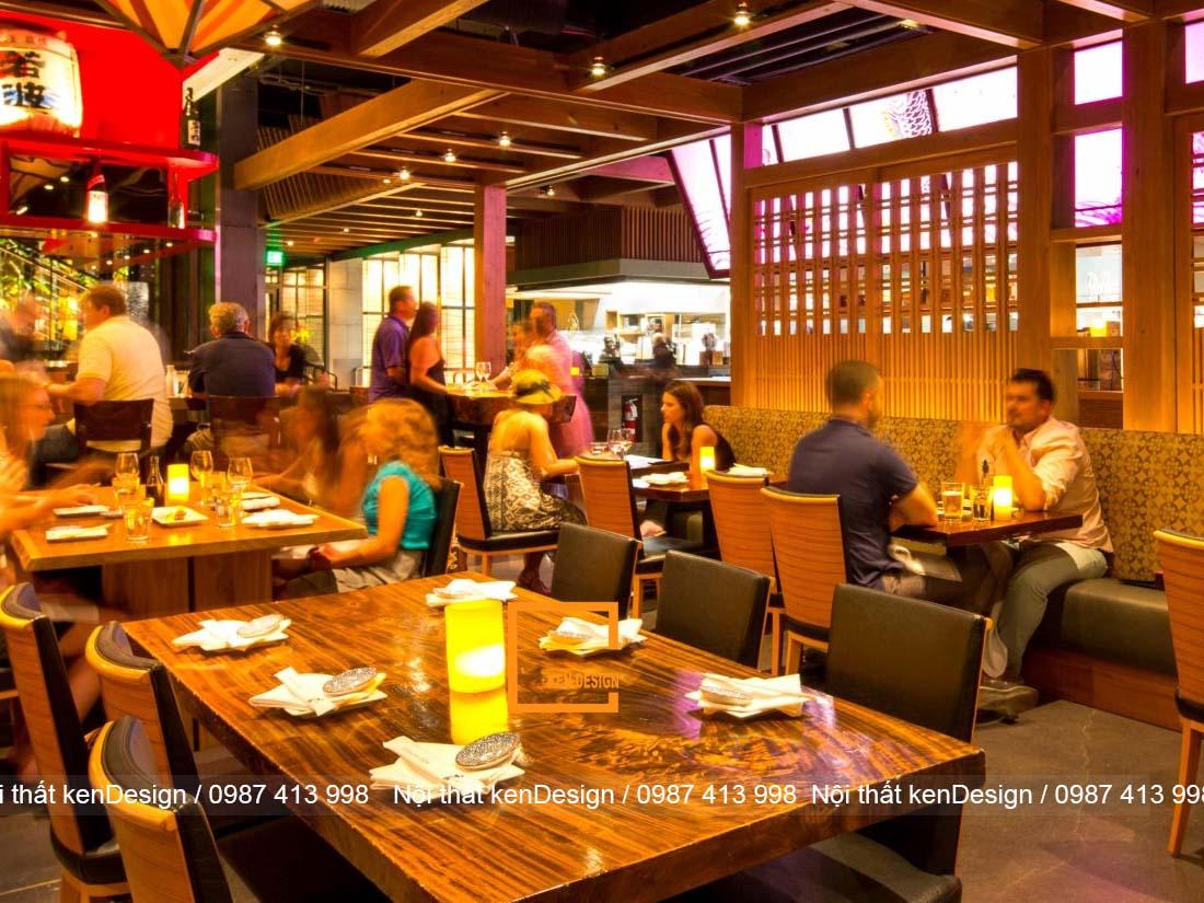 cach thiet ke nha hang an tuong cho viec kinh doanh hieu qua 2 - Cách thiết kế nhà hàng ấn tượng cho việc kinh doanh hiệu quả