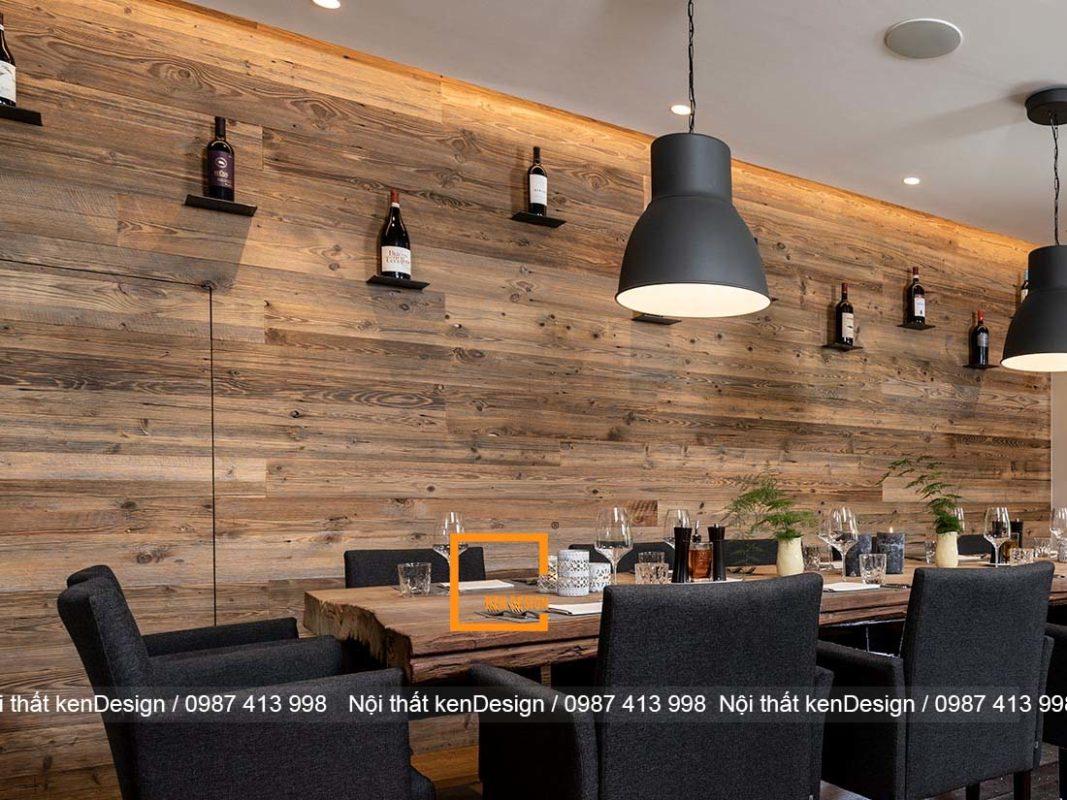 cach thiet ke nha hang sang tao va duoc nhieu nguoi yeu thich 1 1067x800 - Cách thiết kế nhà hàng sáng tạo và được nhiều người yêu thích